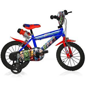 Bicicletta The Avengers Per Bambino 16Â? 2 Freni 416u-av
