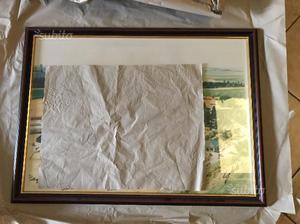 Cornice con vetro 76 x 55