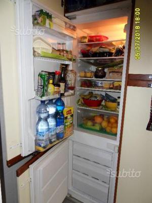 Frigo congelatore e lavastoviglie da incasso