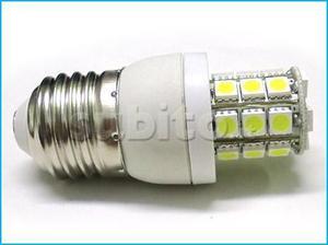 Lampada LED E27 4W 220V 27 SMD