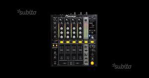 Pioneer Djm 700 k black - Mixer 4 canali