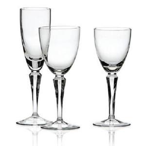 Servizio bicchieri Colle Vendome da 12 cristallo