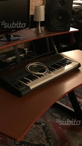 Tastiera Controller Midi M-Audio Axiom 49 2nd gen