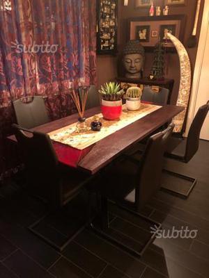 Tavoli Da Pranzo Strani.Solo 50 Tavolo Rotondo Per 6 Persone Allungabile Posot Class