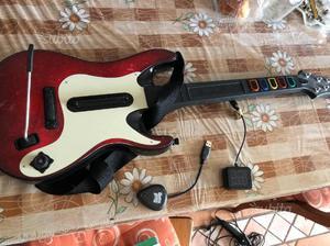 Chitarra Guitar Hero PS2-PS3