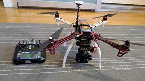 Drone DJI gimbal riprese aeree gps