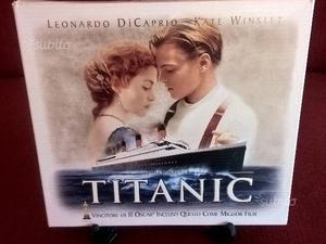 Film blu ray piu cofanetto titanic