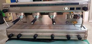 Macchina per caffè tre bracci CIMBALI