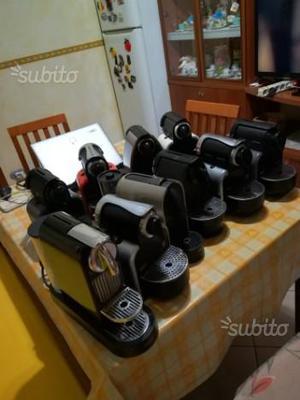 10 Macchine nespresso