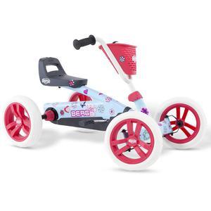 Auto A Pedali Go Kart Per Bambini Berg Buzzy Bloom