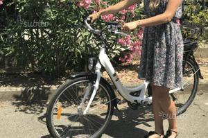 Bici elettrica NWG pedalata assistita. SCONTO -40%