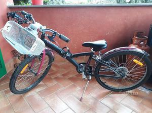 Bicicletta bambina misura 24
