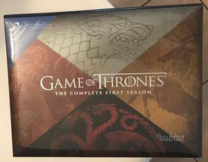 Game of thrones cofanetto prima stagione