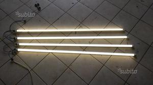 Plafoniera Led 150 Cm Prezzo : Neon led lp t w cm prezzo unitario posot class
