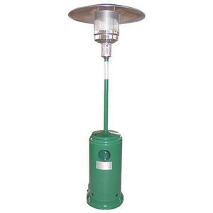Stufa A Fungo Gas Gpl Verde Da Esterno 25mq