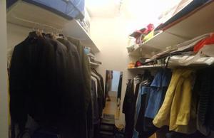 Vendo Attrezzatura completa per cabina armadio IKEA anno