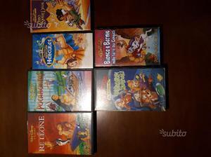 Videocassette VHS Walt Disney