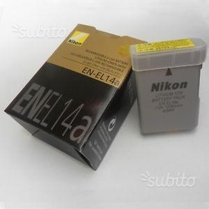 Batteria Nikon EN-EL14a D D D D