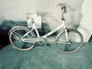 """Bici Graziella pieghevole con ruote da 24"""""""