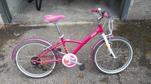 Bici per bambina 6-8 anni