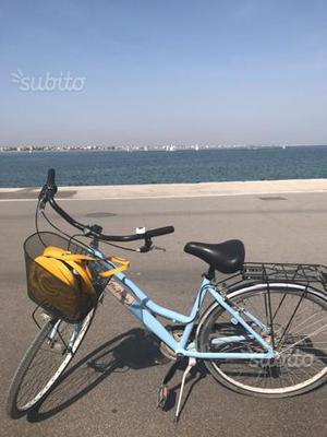 Bicicletta 28quot Via Veneto Velomarche Posot Class