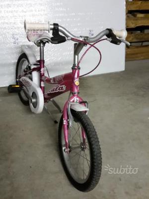 Bicicletta bambina Atala ruota 16