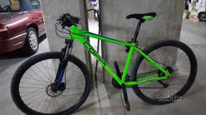 Bicicletta ruote da 29 mtb con freni a disco