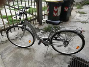 City bike donna uomo