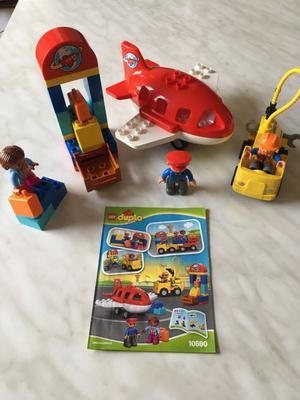 """Costruzioni Lego Duplo """"AEREOPORTO"""""""