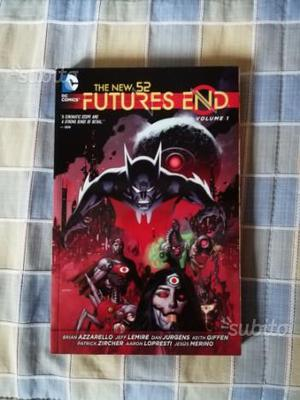 DC Comics The New 52 Futures End Vol. 1 INGLESE