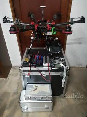 Drone DJI S900 + A2 COMPLETO DI TUTTO IN FOTO