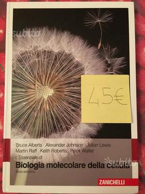 L'essenziale di biologia molecolare