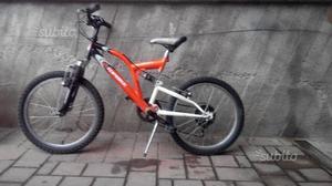 Montain bike ragazzo