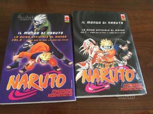 Naruto: la guida ufficiale al manga