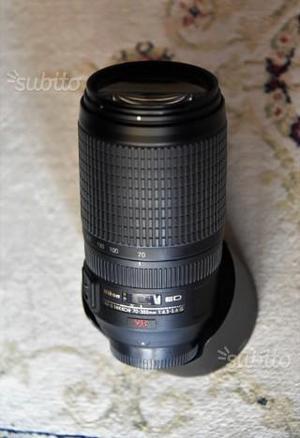 Nikon AF-S mm f/ G ED VR