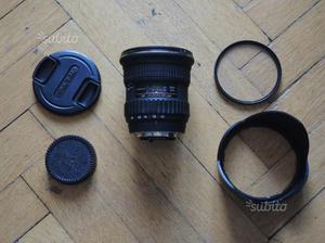Obiettivo Tokina ATX PRO SD mm F4 (IF) DX NIK