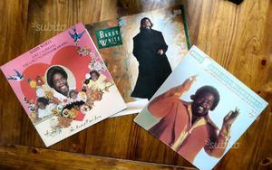 Barry White 3 album storici