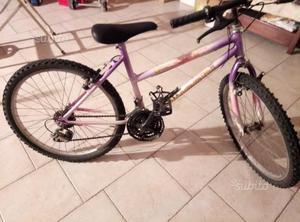 Bicicletta bimba 10 anni circa