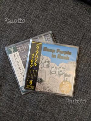 Deep Purple - Japan Mini LP (CD)