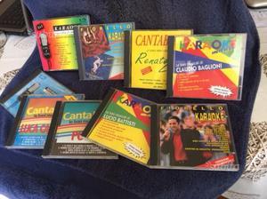 Karaoke 9 CD Originali