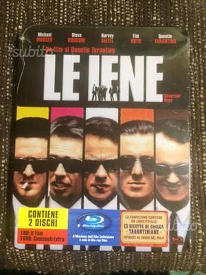 Le Iene Steelbook Blu Ray Tarantino
