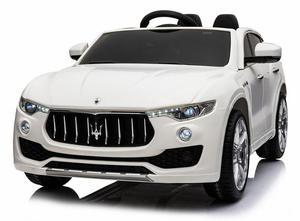 Macchina Elettrica Per Bambini 2 Posti 12v Maserati Levante