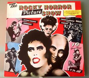 THE ROCKY HORROR PICTURE SHOW Disco vinile 33 giri