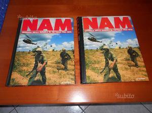 """2 volumi della """"Cronaca della Guerra in Vietnam"""" 1"""