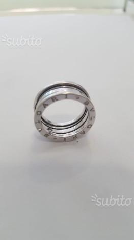 codice promozionale 3d5a6 4327f Vendo anello bulgari b zero usato   Posot Class