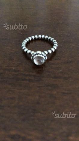 anello pandora pietra celeste