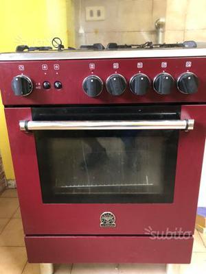 Cucina a gas con forno a gas la germania