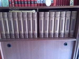 Enciclopedia Treccani 15 volumi anni 90