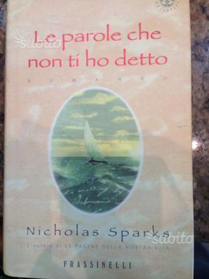 Libri Nicholas Sparks 20 Volumi La Serie Completa Posot Class