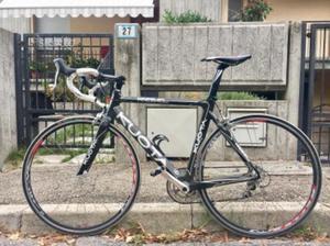 Bici da corsa Kuota in carbonio taglia 53